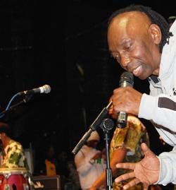 Christmas parties lined-up as Chimurenga guru Mukanya returns to South Africa