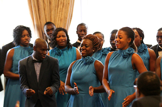 'We will bring the trophy home', say Chitungwiza Harmony Singers