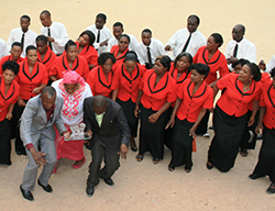 SA: Chitungwiza  Harmony Singers finish third at 2015 Old Mutual National Choir competition