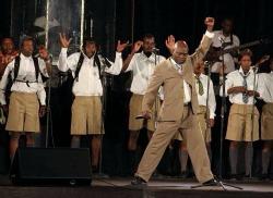 Zimbabwean gospel choir wins top award in Canada, members say proud