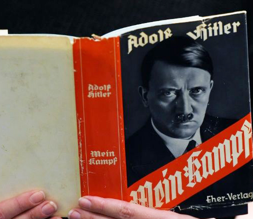 Anguish as reprints of 'Mein Kampf' planned for new year