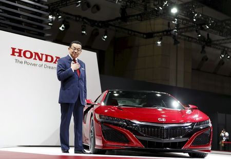 With luxury Acura makeover, Honda aims for brand survival, China revival