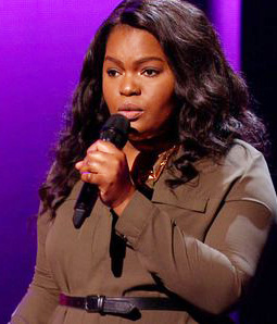 Chemistry Master's Brenda Mangwandi on The Voice Ireland