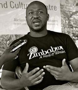 Renowned  comedian Carl Joshua Ncube heads for Ivory Coast