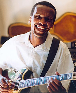 South Africa: Louis  Mhlanga plays at Pinetown restaurant