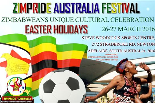 Zimpride Australia  set for Easter weekend