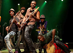 Afro-fusion group Mokoomba fuses music, cultures; ready to take US by storm