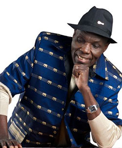 Mtukudzi back in SA with a new gospel collection