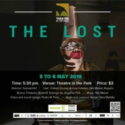 International Germany  production 'The Lost' comes to Harare