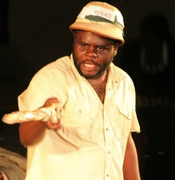 Zimbabwe's theater as a post for free expression, missing diamonds play wows many