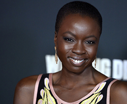 US: 'Eclipsed' playwright and 'The Walking  Dead' star Danai Gurira on fusing art and activism  I've always wanted to be as deeply  involved as possible in activism around girls' and women's issues … Danai Gurira