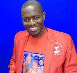 Ebenezer  hit gospel singer nominated for two gospel awards