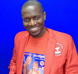 Popular  gospel song Ebenezer the Best Collaboration Award in Africa