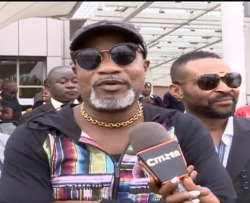 Koffi Olomide detained in DRC over kicking assault