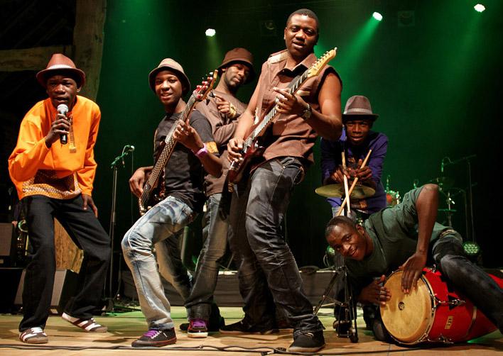 Vic  Falls-based Mokoomba set for UK tour