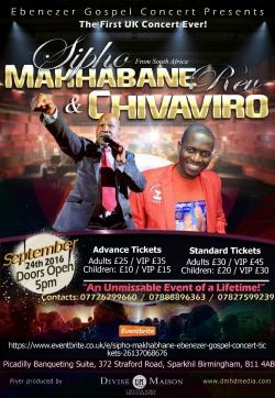 Award winning gospel singer Rev Chivaviro  heads to UK, Australia