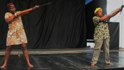 Gukurahundi play to show at  Theater in the Park in August