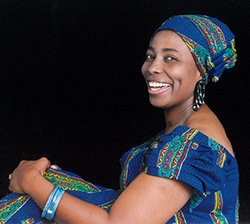 US: Mukanya shares stage with reggae legend Norma Frazer