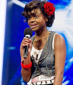 Whatever  happened to X Factor star Gamu Nhengu?