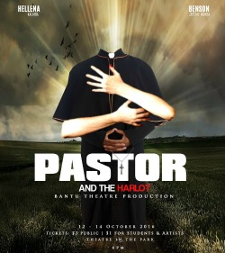 Zambian play The Pastor and the Harlot premieres  in Harare