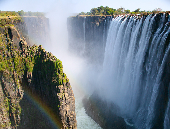 Victoria  Falls musical shut down to fund-raise for wildlife