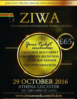 ZIWA 2016 hopes to honour Zimbabwe's top female achievers