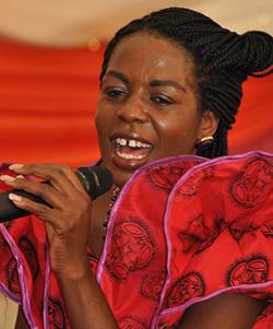 Gospel diva  Joyce Simeti dies