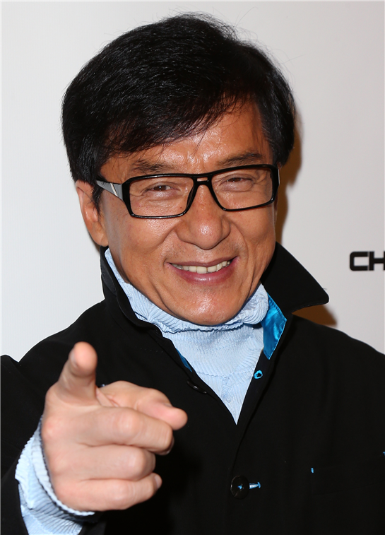 Jackie Chan reflects on 50-year career and honorary Oscar
