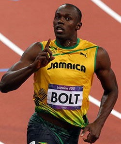 Interview: Usain Bolt talks about his new documentary