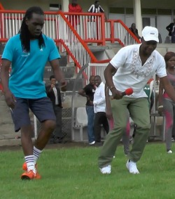 Bosso@90 gig unites people as Dembare  and Highlanders fans share dance floor