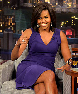 Michelle Obama loved fashion and the fashion world loved her