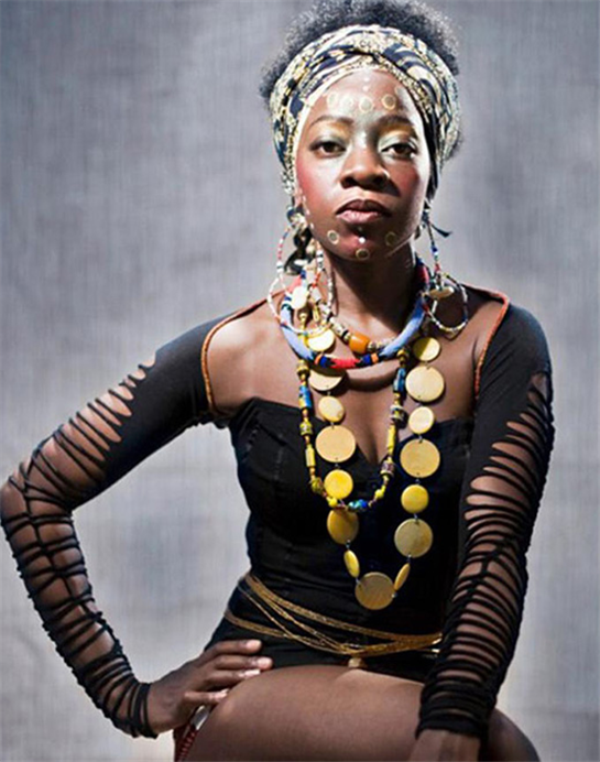 Exploring women's resilience through African dance