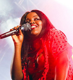 Aussie hip-hop star Tkay Maidza has caught  the attention of the Run the Jewels rapper and many others with her  quick-fire rhymes and determined approach