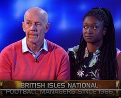 UK: Zim born woman wins television  quiz Who Dares Wins