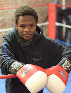 US: Zim teen is Golden Gloves winner