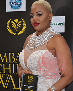 UK Zimbabwe  Achievers Awards in pictures