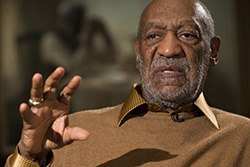 'I was frozen': Cosby accuser says she was drugged, groped