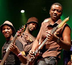 Mokoomba at 229, London, gig review: Zimbabwean six-piece bring uplifting melodies and irresistible dance tunes