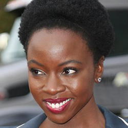 Danai Gurira on taking on Tupac Shakur