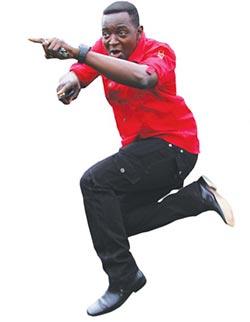 Maintenance dodger Sulumani Chimbetu jailed