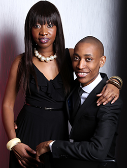 Zex Manatsa Jr launches first album with  wife
