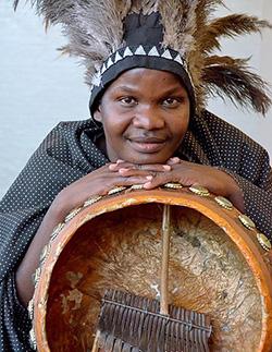 Mutamba takes Zim music to Canada