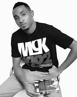 Spoken word  Zim artist Munnya Usuwana up for the inaugural Black British Entertainment  Awards