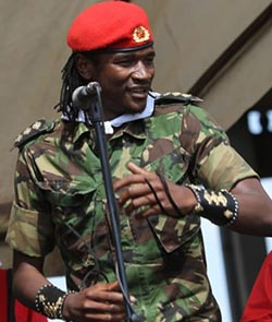 Jah  Prayzah bashed at colleague's funeral, muscians takes to his heels