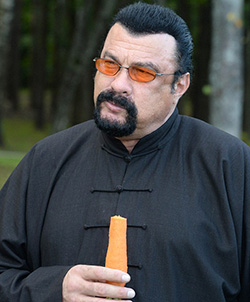 Steven Seagal accused of sexual harassment
