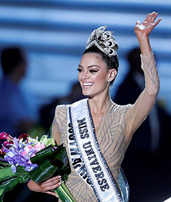 South African scoops Miss Universe crown