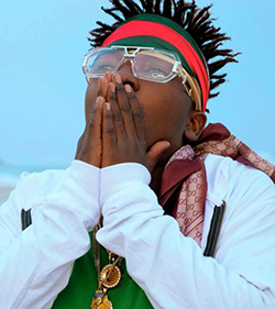Zimbabwean hip hop star collaborates with Burundi, Nigerian artists to tackle corruption through song