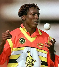 Cricketer's song becomes soundtrack of change in Zimbabwe