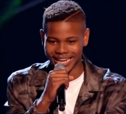 Granny steals the show as Donel  Mangena stuns The Voice UK viewers