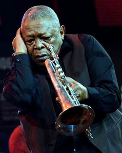 Musician Hugh Masekela had 'humour to the very end,' son says
